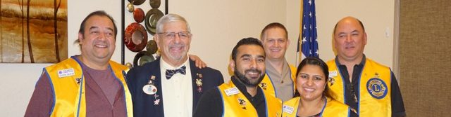The Elk Grove Lions Club