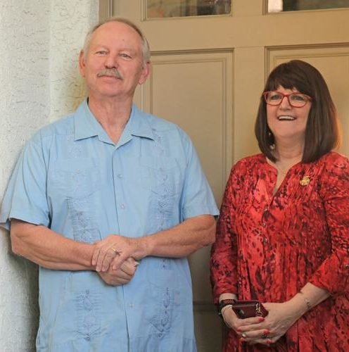 2020 Citizens of the Year, Jack & Tracey Edwards